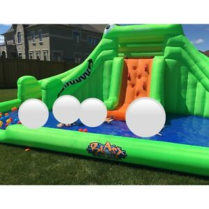 Blast Zone Water Park Inflatable