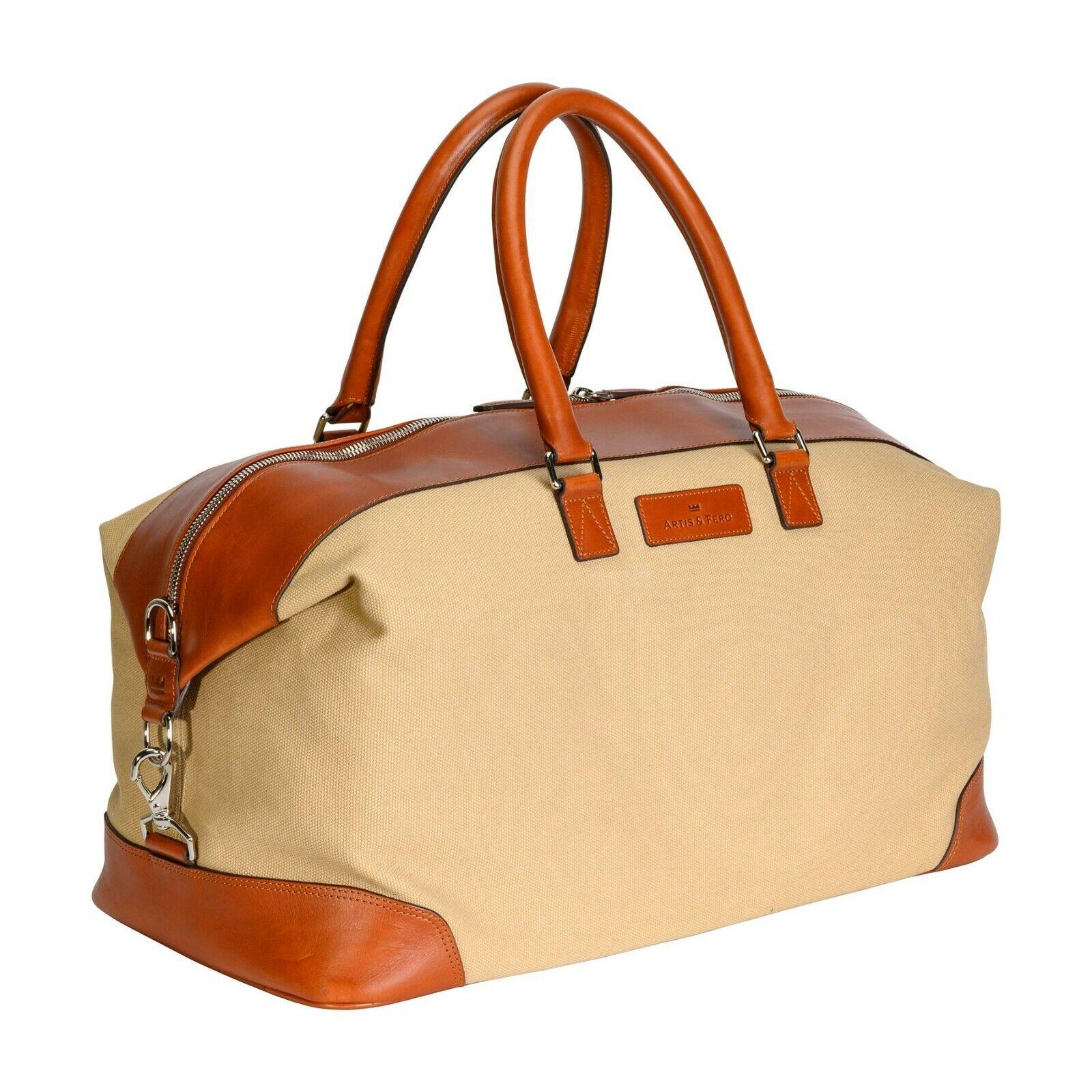 luggage Artis and Fero duffle