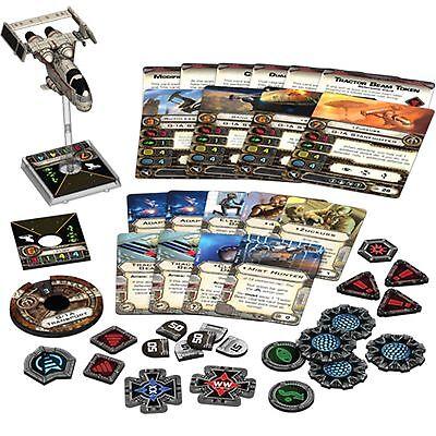 Star Wars X-Wing: Nebeljäger | Erweiterungs-Pack DEUTSCH