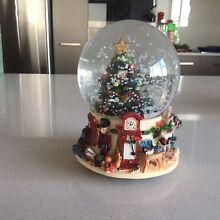 Christmas musical snow globe Mosman Mosman Area Preview