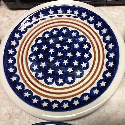 Polish Pottery 10 3/4