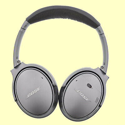 Bose QuietComfort 35 Series II Noise Cancelling Wireless Headphones Silver