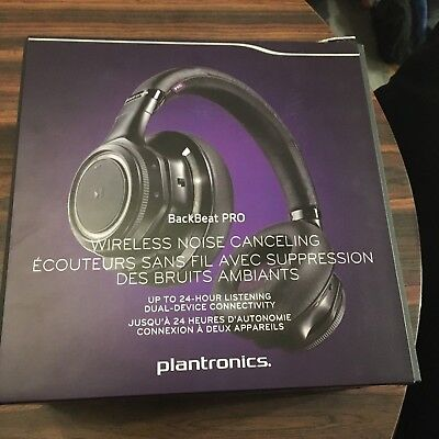 Plantronics BackBeat Pro Headphones - NEW SEALED IN BOX