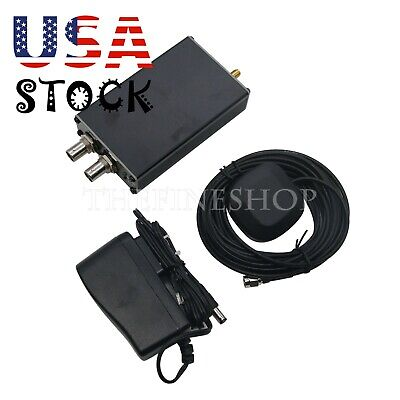 Pll-gpsdo Gps Tame Disciplined Clock Sine Wave Gps Receiver 10m 1pps Panel Us