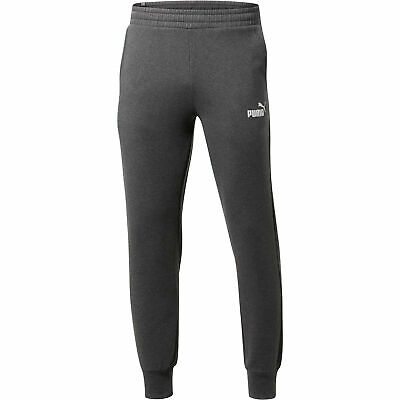 PUMA Essentials Men's Fleece Knit Pants Men Knitted Pants Basics
