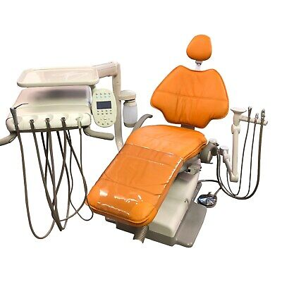 Adec 511 Dental Chair Package W A-dec 532 Radius Delivery Assistants Arm