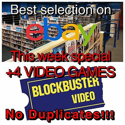 WHOLESALE LOT OF 20 ASSORTED DVDS MOVIES BULK MIXED USED MOVIES! 4 FREE GAMES!
