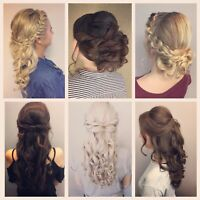 Updo Courses Avail.  •••Now Booking••• spring 2019