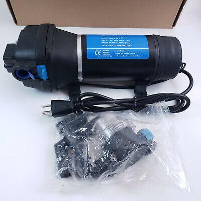 Amarine Made Ac 110v Self Priming Water Pressure Diaphragm Pump 17lpm4.5gpm Amp