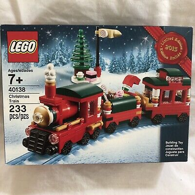 LEGO Creator Christmas Train Limited Edition 2015 (40138) - New & Factory Sealed