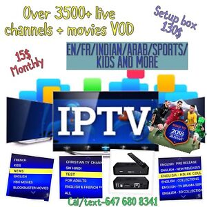 FIFA SPECIAL. IPTV service 15$ only... best stream in town..