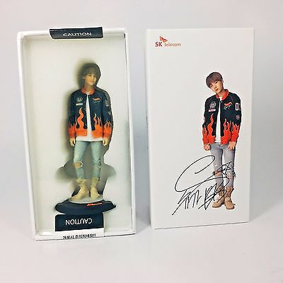 BTS Figure SUGA Official SKT Limited Edition Goods Bangtan Boys By Fedex