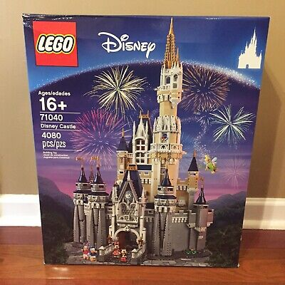 Lego 71040 Disney Princess The Disney Castle Mickey Minnie Donald Tinkerbell