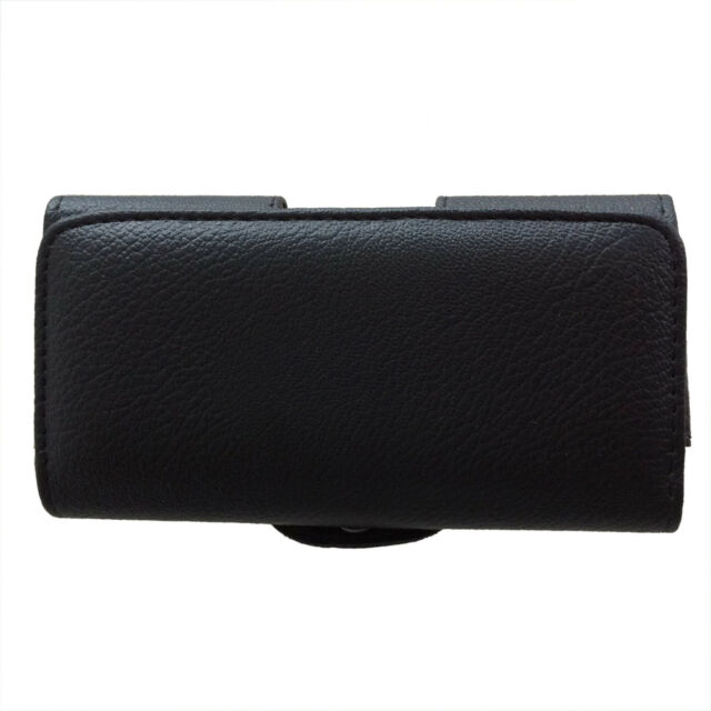 Horizontal Leather Pouch Belt Clip Holster Carrying Case For Apple iPhone 5 SY