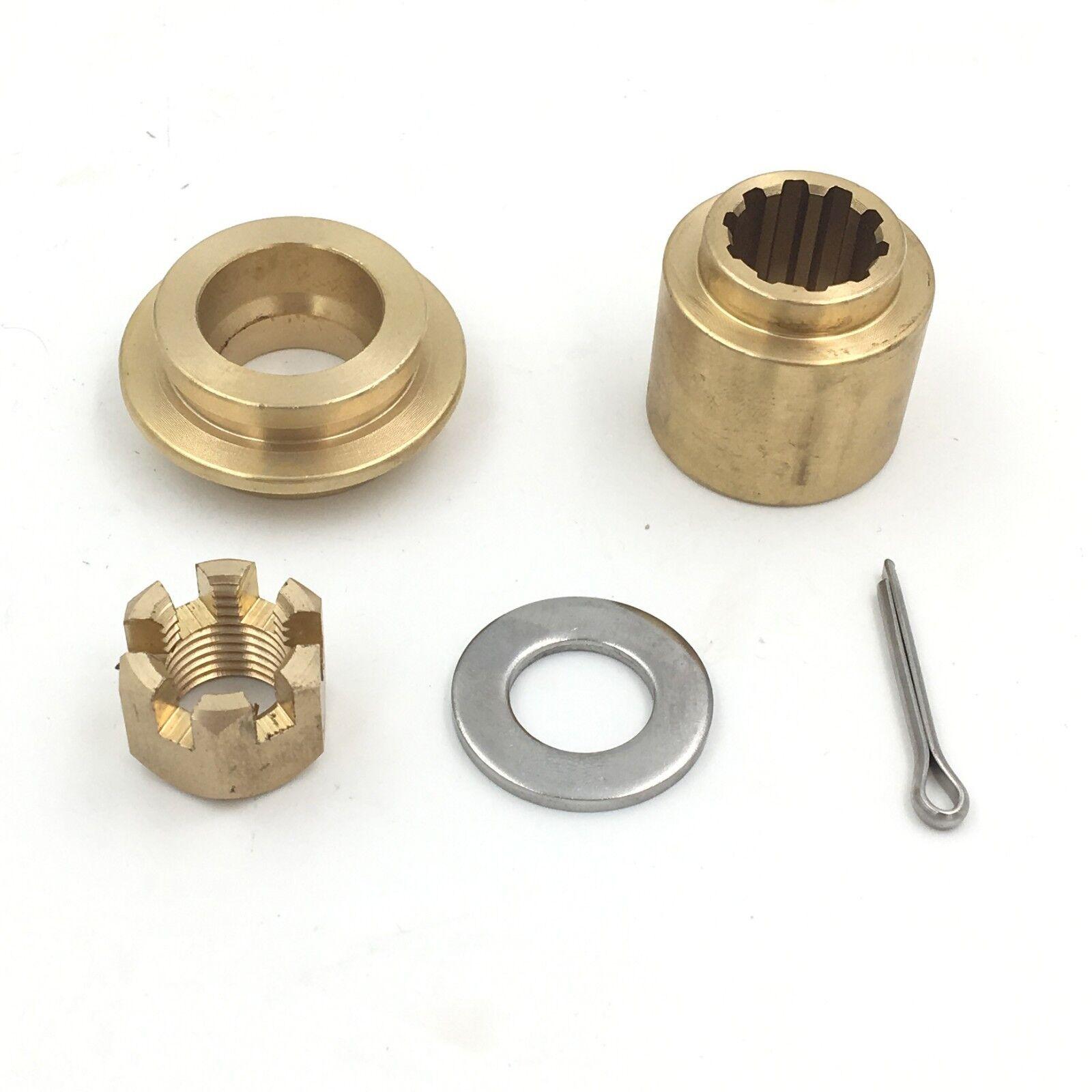 Propeller Hardware Kits Thrust Washer//Spacer//Nut for SUZUKI 20-30HP