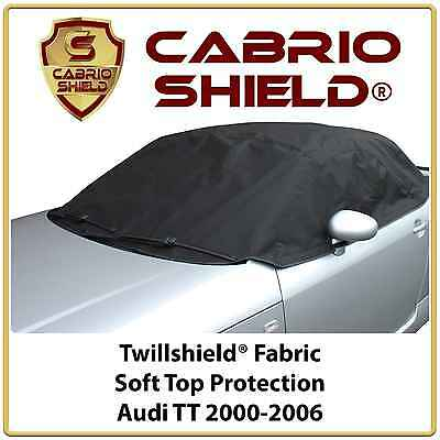 Audi TT Car Hood Soft Top Cover Half Cover Protection 2000 2006