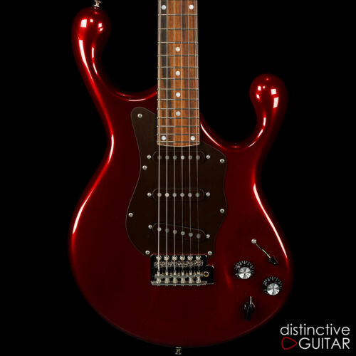 BRAND NEW FIBENARE EROTIC REGIME CUSTOM HANDMADE ELECTRIC GUITAR CANDY APPLE RED