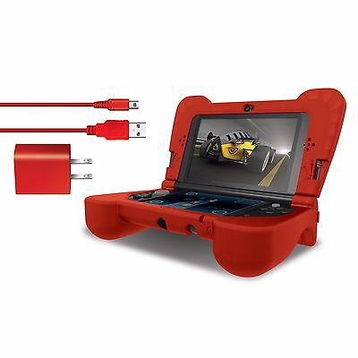 Dreamgear Nintendo 3ds Xl Comfort Grip Case - Power Play ...