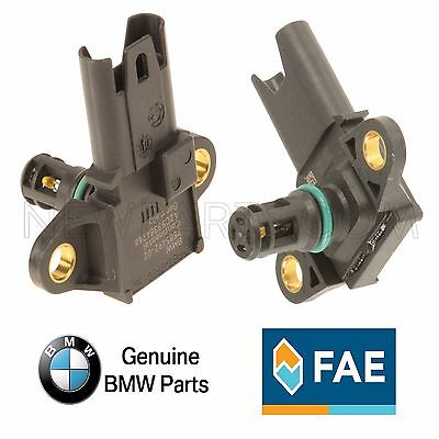 For BMW 135i 535i 550i X6 Z4 2 Intake Manifold Absolute Pressure MAP Sensors