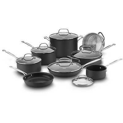 Cuisinart® 14-pc. Chef's Classic Non-Stick Hard Anodized