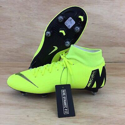 710eb115623f Nike Mercurial Superfly VI Academy SG-PRO Mens SZ 9 Soccer Cleats  [AH7364-701]