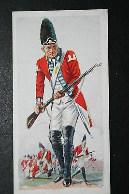 7th Foot  The Royal Fusiliers (City of London Regiment)   Vintage Card