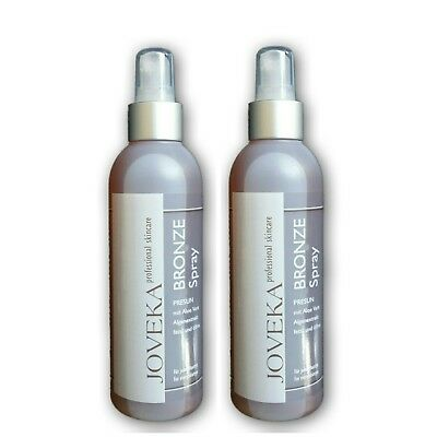 Joveka Bronze Spray/Solariumkosmetik 2x200ml