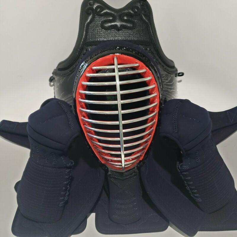 Kendo Full Bogu Set - Himo, Tenugui, Bag included (All sizes available)