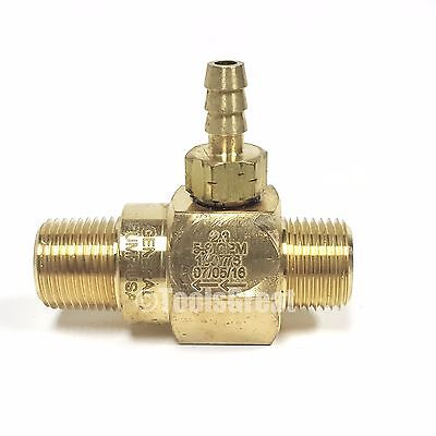 General Pump 5-8 Gpm High-draw Fixed Rate Chemical Injector 100776