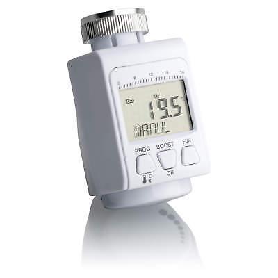 Heizkörper-Thermostat digital programmierbar 24h Timer - RAD_THERM_A - B-Ware 02