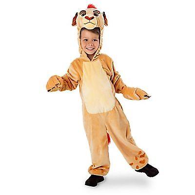 Disney Store Kion Lion Guard King Costume Boy - Lion Girl Kostüme