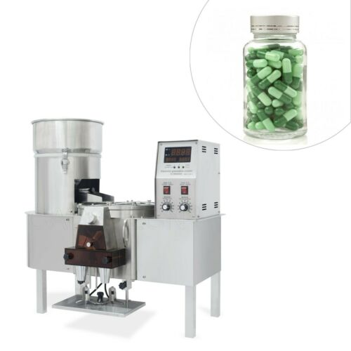 110V CDR-3A Semi-automatic counting machine 1-9999 pcs per bottle