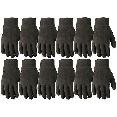 Wells Lamont Work Gloves Jersey Basic Wearpower 12 Pair Pack 506lz
