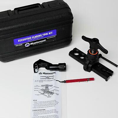 Mastercool 70060 Eccentric Tubing Flaring Tool Tubing Cutter Reamer Kit