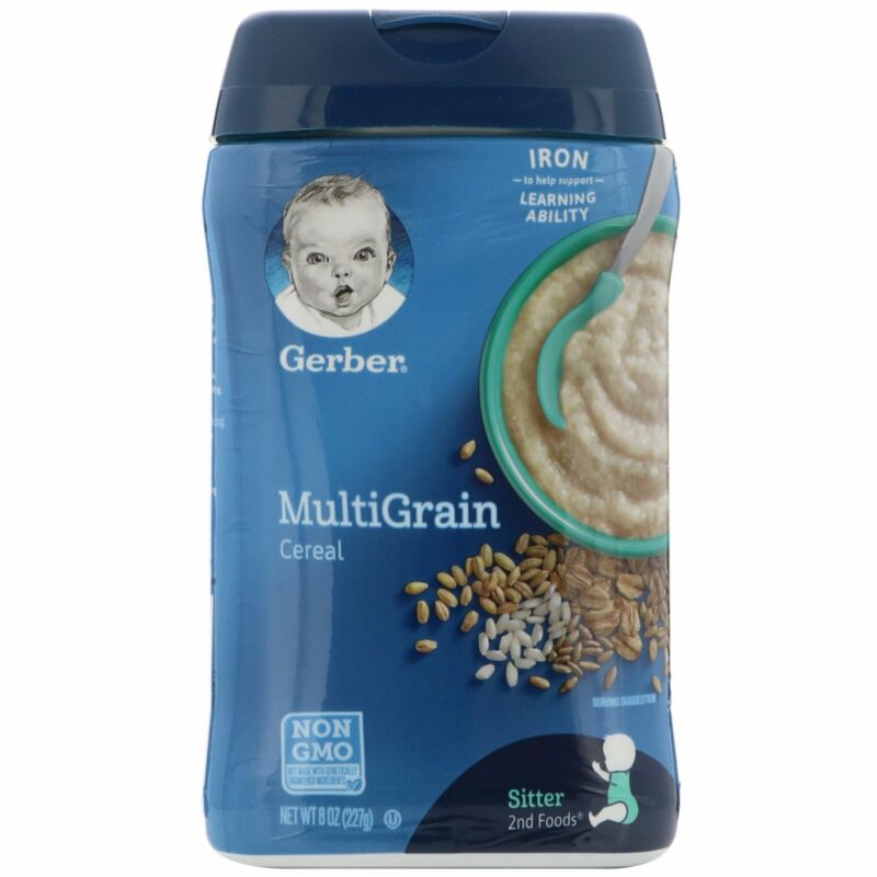 MultiGrain Cereal, 8 oz (227 g)