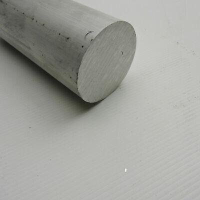 2 Aluminum 6061 Round Rod 48 Long Solid T6511 Lathe Bar Stock 2.00 Diameter
