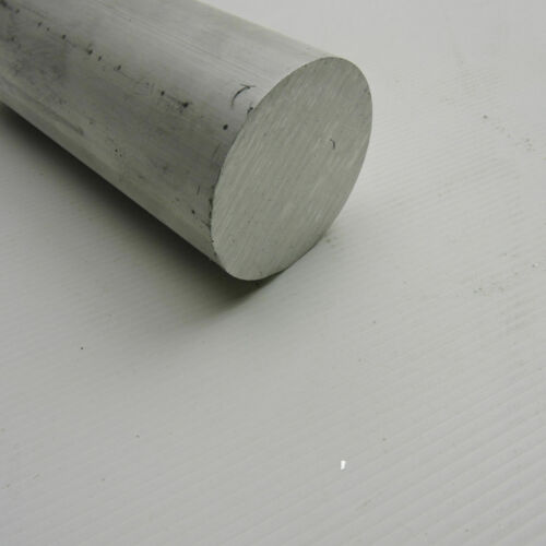 "2"" ALUMINUM 6061 ROUND ROD 48"" long Solid T6511 LATHE BAR STOCK 2.00"" diameter"