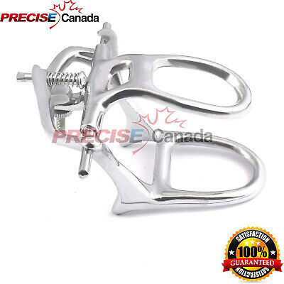 Dental Lab - Articulator Chrome Plated Low Arch Adjustable Dn-2171
