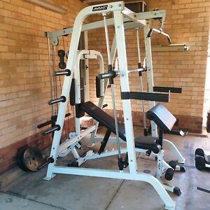 Olympic Smith Machine/Squat rack