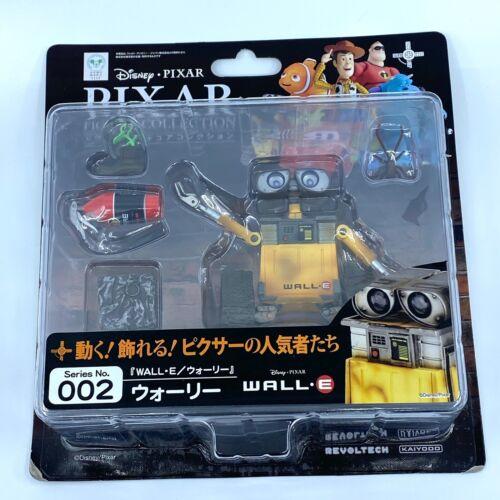 WALL-E Revoltech Pixar Figure Collection Series No. 002 Disney Kaiyodo