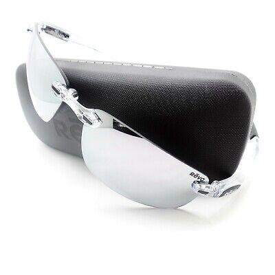 Revo Descend N Crystal Stealth Mirror Polarized New Sunglasses (Revo Descend N Sunglasses)