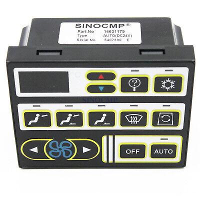 Air Conditioner Controller 14541344 14631179 For Volvo Excavator Ec210 Ew145b