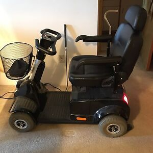 Fortress 1700 TA Mobility Scooter