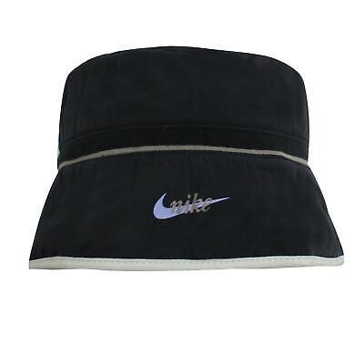 Nike Womens Bucket Fishing Summer Hat Black Reversible 566741 010