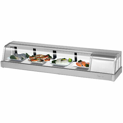 Turbo Air Sak-60r-n 59 Refrigerated Sushi Display Case