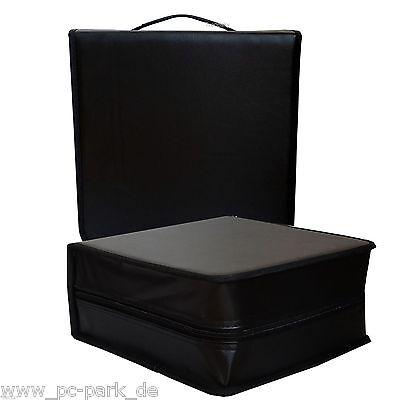 500 er CD/DVD/BLURAY TASCHE CASE für ROHLINGE KOFFER MAPPE WALLET BOX + HÜLLEN