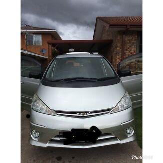Toyota Estima  Armidale Armidale City Preview