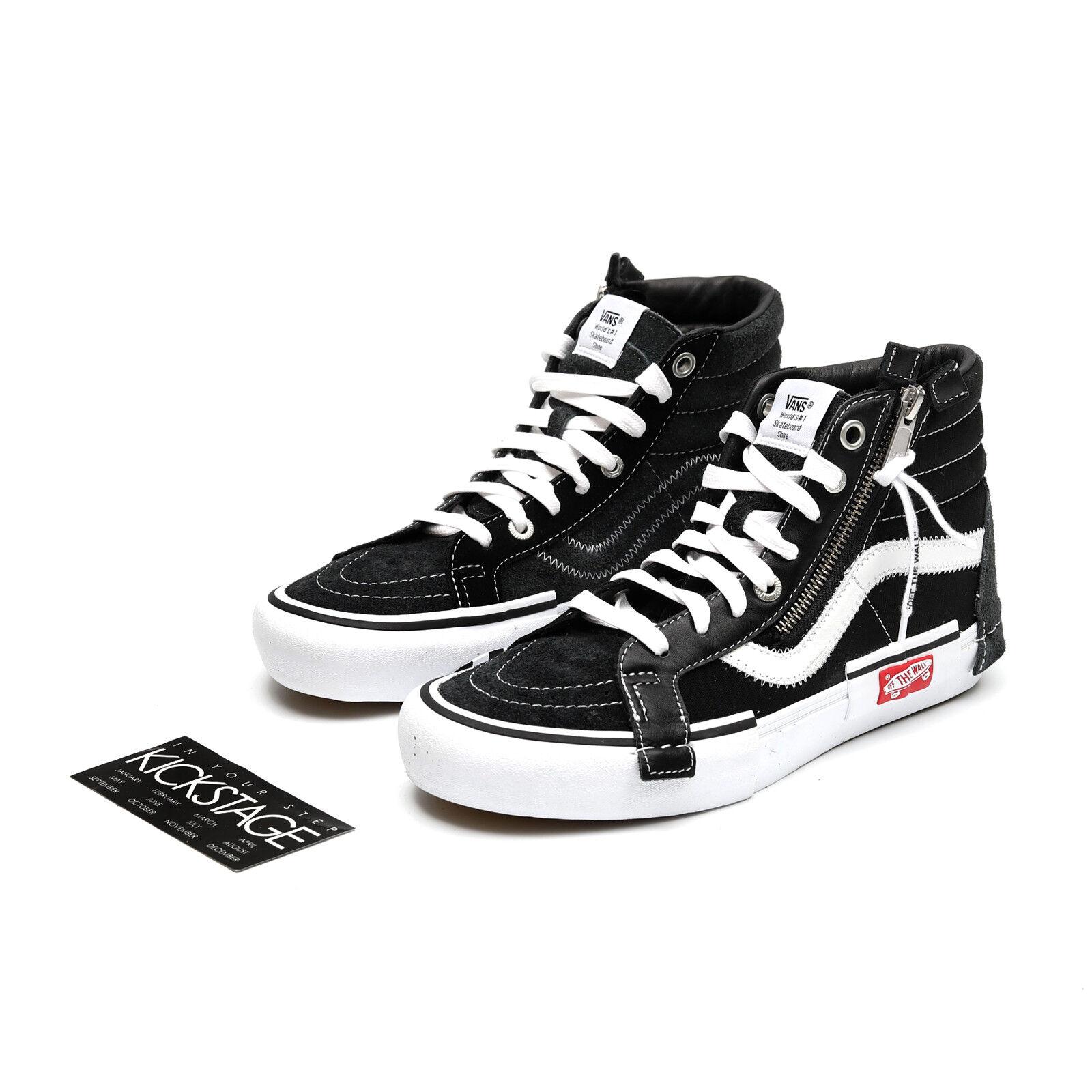 Détails sur Vans Sk8 Hi Réédition Metallica Chaussure De Skate High Noir afficher le titre d'origine