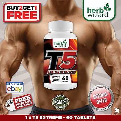 T5 FAT BURNERS -THE STRONGEST LEGAL DIET PILLS & EXTREME