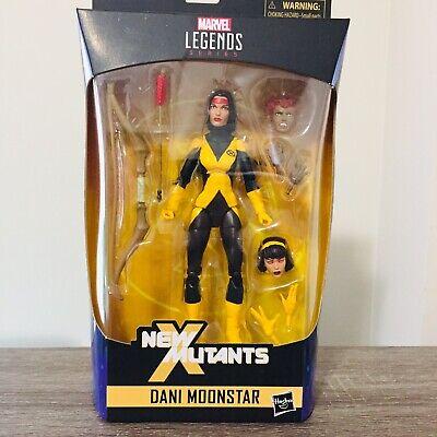 Marvel Legends DANI MOONSTAR / WOLFSBANE / KARMA Figure NEW Walgreens Exclusive